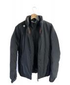 DESCENTE GOLF(デサントゴルフ)の古着「スマートパディング3wayダウンJKT」|ブラック