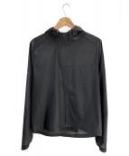 NIKE(ナイキ)の古着「3レイヤー ランニングジャケット」 ブラック