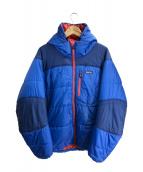 Patagonia(パタゴニア)の古着「ダスパーカー」 ブルー