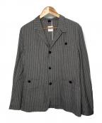 ts(s)(ティーエスエス)の古着「3Bジャケット」 グレー