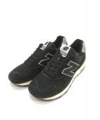 NEW BALANCE(ニュー・バランス)の古着「スニーカー」|ブラック