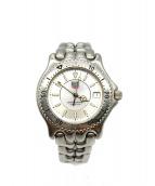 TAG HEUER(タグホイヤ)の古着「腕時計」|シルバー
