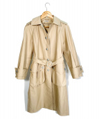 MIU MIU(ミュウミュウ)の古着「コート」|ベージュ
