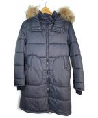 Hysteric Glamour(ヒステリックグラマー)の古着「中綿コート」|ブラック