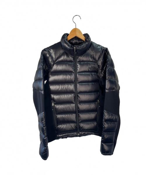 THE NORTH FACE(ザ ノース フェイス)THE NORTH FACE (ザノースフェイス) ハイブリットアコンカグアジャケット ブラック サイズ:Lの古着・服飾アイテム