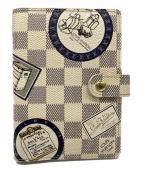 ()の古着「手帳カバー」 ホワイト