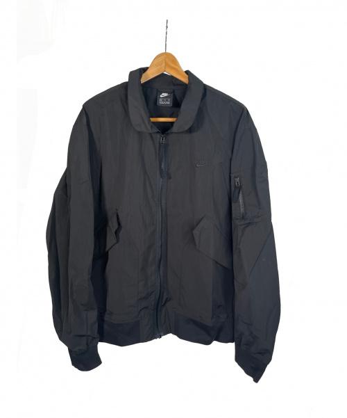 NIKE(ナイキ)NIKE (ナイキ) ボンバージャケット ブラック サイズ:XXLの古着・服飾アイテム