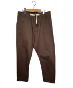 NIKE(ナイキ)の古着「パンツ」|ブラウン