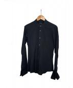GUCCI(グッチ)の古着「ロングスリーブシャツ」|ブラック