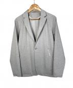 TAKEO KIKUCHI(タケオキクチ)の古着「ジャケット」 ライトグレー
