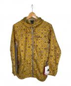 MARMOT(マーモット)の古着「アウトドアジャケット」|ブラウン