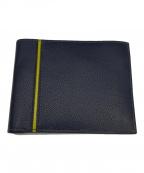 HERMES(エルメス)の古着「2つ折り財布」|ネイビー