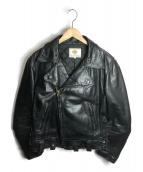 Golden Bear(ゴールデンベア)の古着「70~80sライダースジャケット」|ブラック