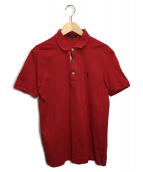 MACKINTOSH(マッキントッシュ)の古着「ポロシャツ」|レッド