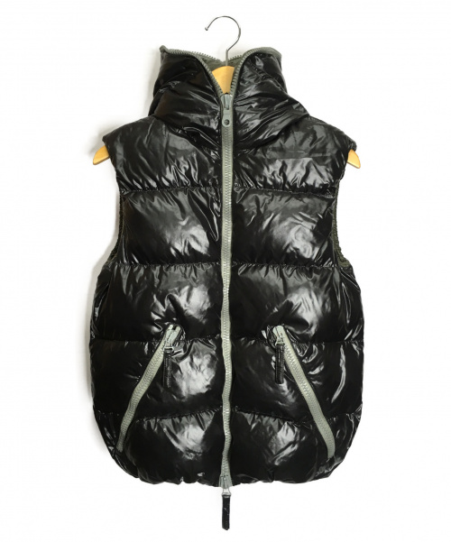 DUVETICA(デュベティカ)DUVETICA (デュベティカ) ダウンベスト ブラック サイズ:44の古着・服飾アイテム