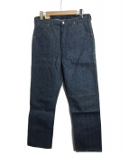 Wrangler(ラングラー)の古着「60'sデニムパンツ」|インディゴ