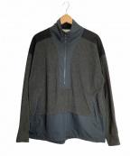 REMI RELIEF(レミレリーフ)の古着「アノラックスウェット」|グレー