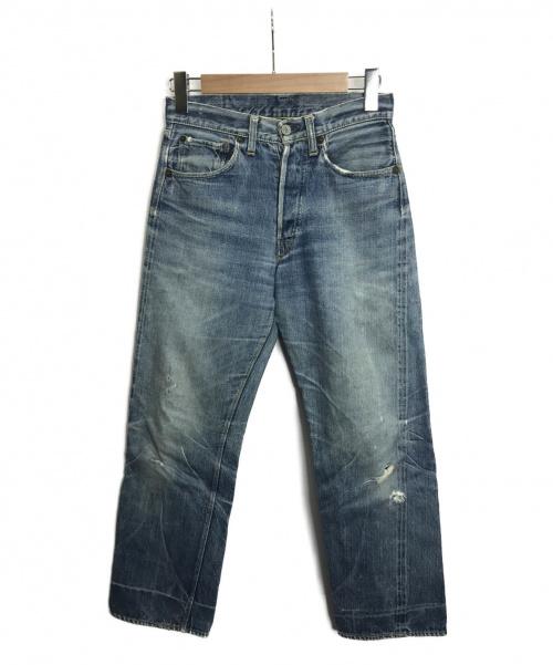 LEVIS(リーバイス)LEVIS (リーバイス) ヴィンテージデニムパンツ インディゴ サイズ:SIZE 71cm (W28)の古着・服飾アイテム