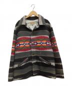 PENDLETON(ペンドルトン)の古着「ウールジャケット」|グレー