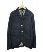 ORGUEIL(オルゲイユ)の古着「デニムサックジャケット」