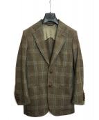 dunhill(ダンヒル)の古着「クルミ釦テーラードジャケット」