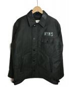 PHERROWS(フェローズ)の古着「A-2デッキジャケット」|カーキ