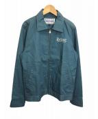 ROTAR(ロータ)の古着「スーベニアジャケット」 ブルー