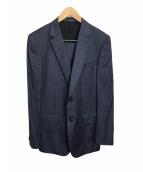 Paul Smith(ポールスミス)の古着「2Bスーツ」|ネイビー×ホワイト