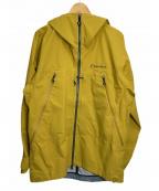 Teton Bros(ティトンブロス)の古着「TBジャケット」|イエロー