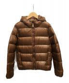 Patagonia(パタゴニア)の古着「レイヴンロックスダウンジャケット」|ブラウン