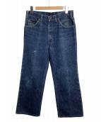 LEVIS(リーバイス)の古着「80sライナー付デニムパンツ」|インディゴ