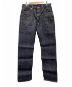 MAVERICK(マーベリック)の古着「[古着]デニムパンツ」|インディゴ