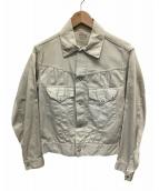 ()の古着「ウエスタンシャツ」|アイボリー
