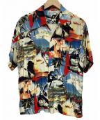 THE REAL McCOY'S()の古着「アロハシャツ」|マルチカラー