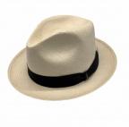 BORSALINO(ボルサリーノ)の古着「パナマハット」 ホワイト