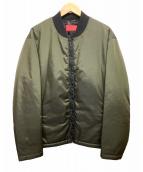 ()の古着「Herren Jacket」|オリーブ