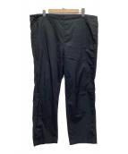 ()の古着「ツイルパンツ」|ブラック