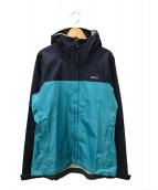 Patagonia(パタゴニア)の古着「トレントシェルジャケット」|ネイビー×ブルー