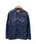 LEVI'S(リーバイス)の古着「デニムトラッカージャケット」|インディゴ