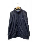 FRED PERRY(フレッドペリー)の古着「ナイロンジャケット」|ネイビー