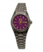 ORIENT(オリエント)の古着「腕時計」 パープル
