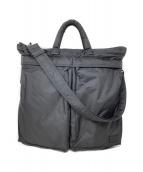 HEAD PORTER(ヘッドポーター)の古着「3WAYバッグ」|ブラック