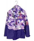 THE NORTH FACE(ザノースフェイス)の古着「インサレーテッドジャケット」|パープル