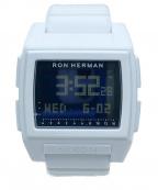 NIXON(ニクソン)の古着「腕時計」|ホワイト