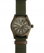 HAMILTON(ハミルトン)の古着「腕時計」 グリーン