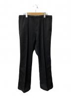 Needles(ニードルス)の古着「W.U.ブーツカットパンツ」 ブラック
