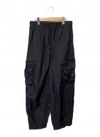 Y-3(ワイスリー)の古着「シェルトラックパンツ」|ブラック