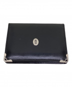 Cartier(カルティエ)の古着「カードケース」|ブラック