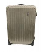 RIMOWA(リモワ)の古着「2輪スーツケース」 シャンパンゴールド