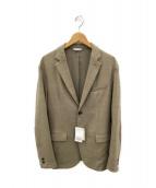 JOURNAL STANDARD(ジャーナルスタンダード)の古着「ブッチャーSTジャケット」|ベージュ